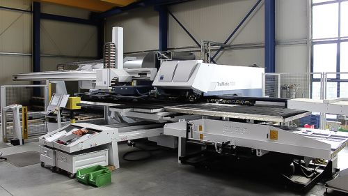 TruMatic 7000 mit Sheetmaster